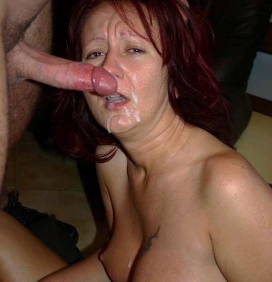 Brunette eaten out as she gets her man all fired up